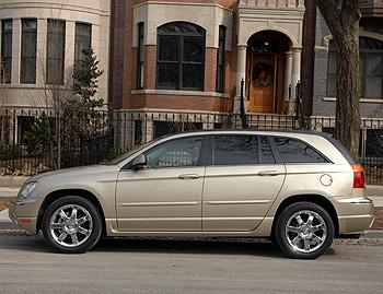 2008 chrysler pacifica our review. Black Bedroom Furniture Sets. Home Design Ideas
