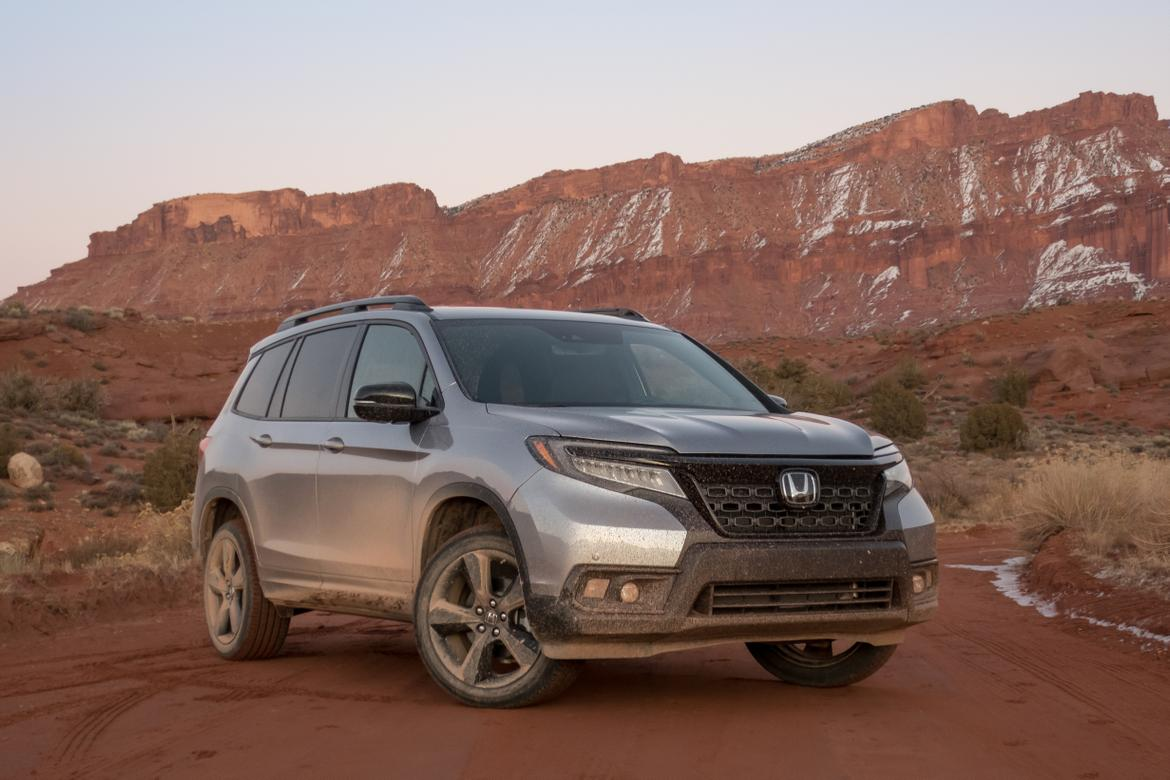 01-honda-passport-2019-angle--exterior--front--mountain--off-roa