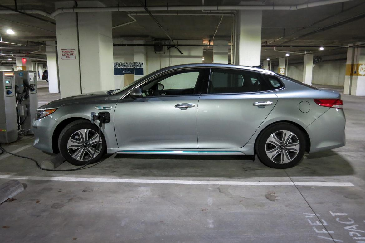 2017 Kia Optima Plug In Hybrid Real World Fuel Economy
