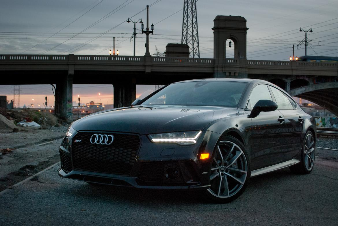 2017 Audi Rs7 Our View