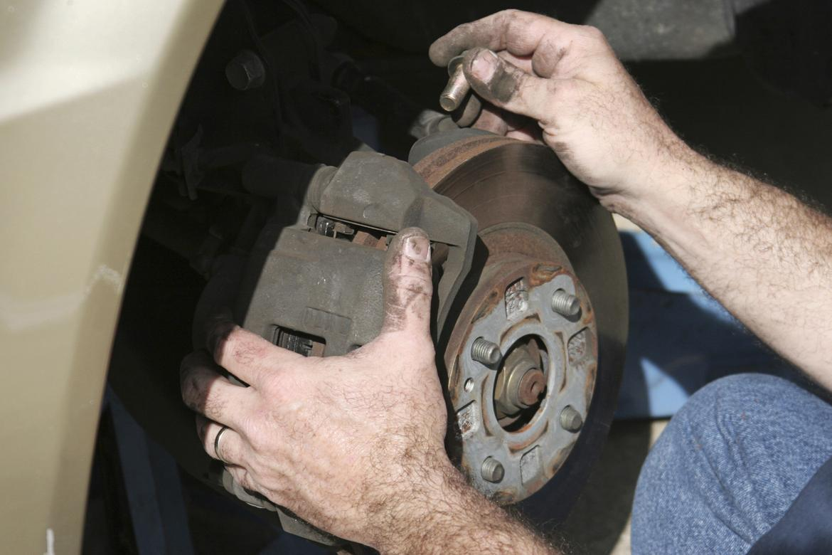 Disc Brake Caliper Components And Parts Diagram Car Pros Cons Of Replacing Your Own Brakes News