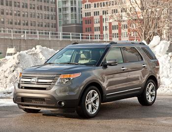 2012 ford explorer our review. Black Bedroom Furniture Sets. Home Design Ideas