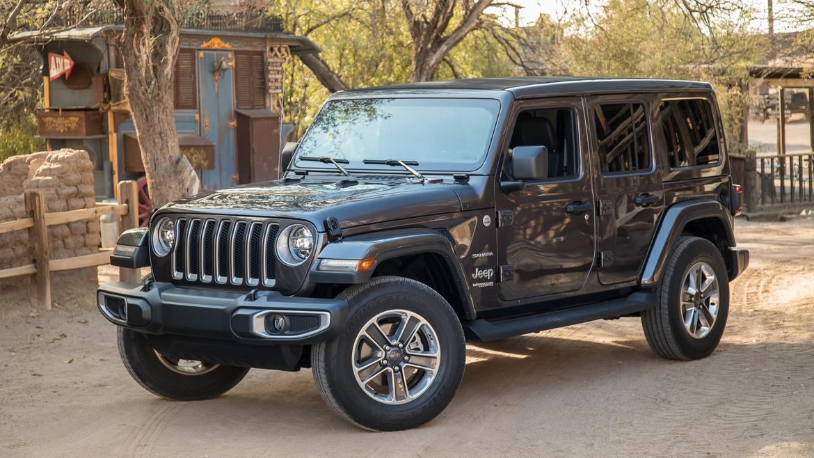 2018 Jeep Wrangler First Drive Better On The Road Best Rocks News Cars
