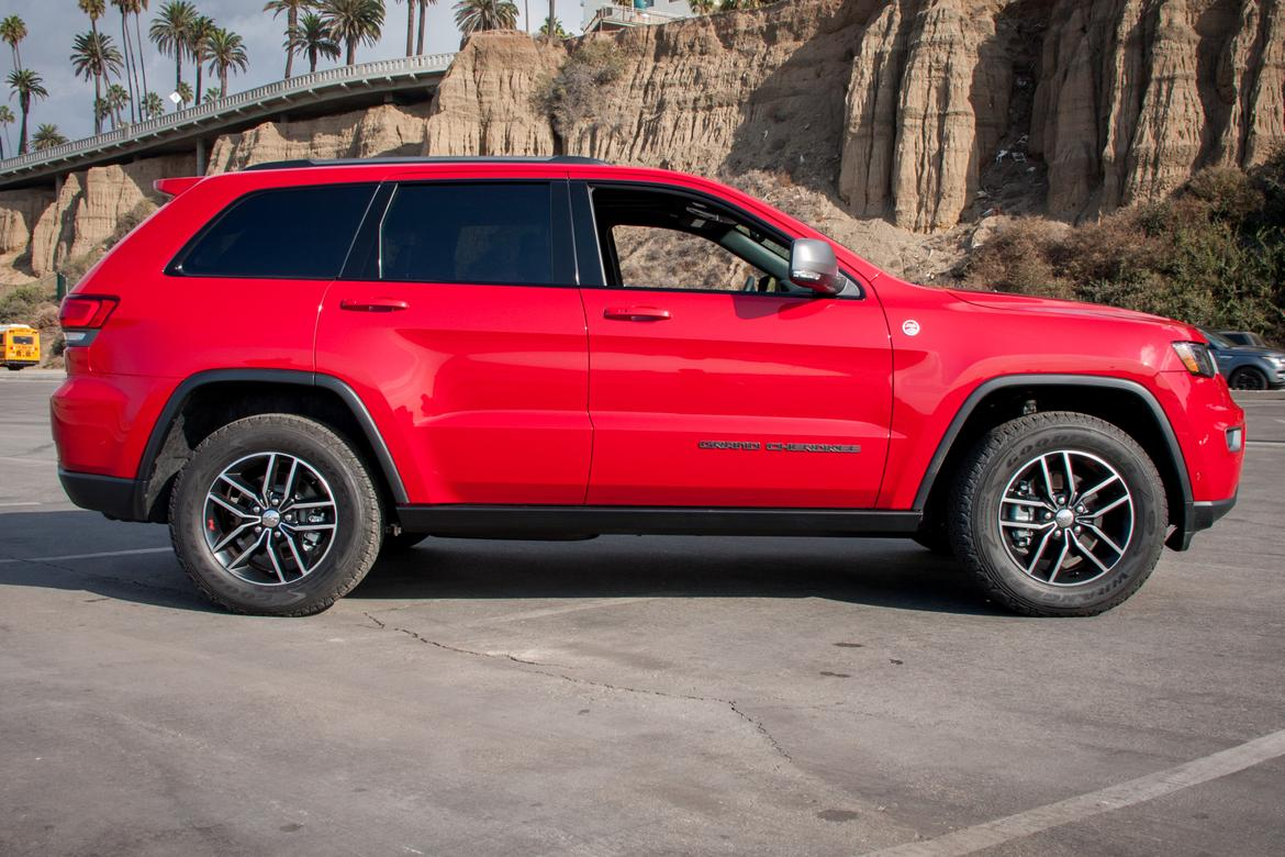 2017 jeep grand cherokee our review. Black Bedroom Furniture Sets. Home Design Ideas