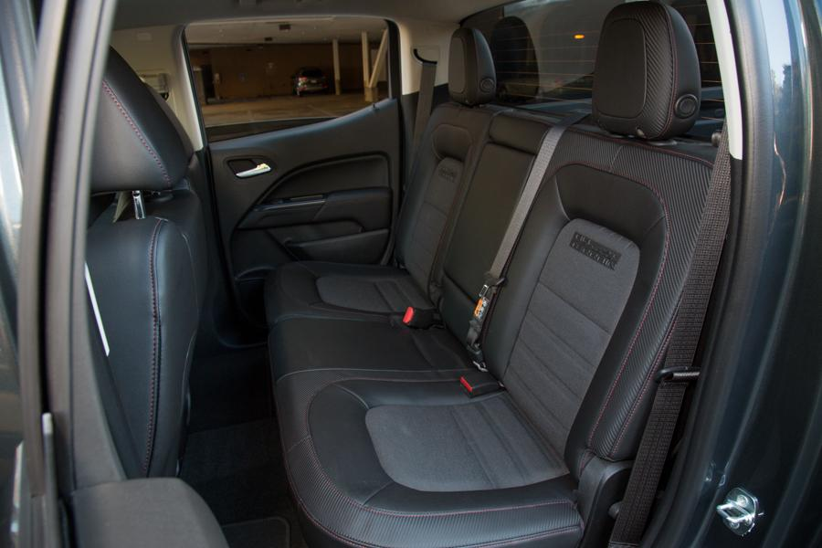 Gmc Canyon Decked Out >> 2016 GMC Canyon - Our Review | Cars.com