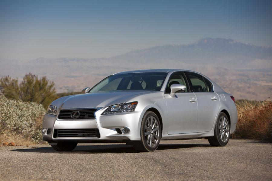 2014 lexus gs 350 our review. Black Bedroom Furniture Sets. Home Design Ideas