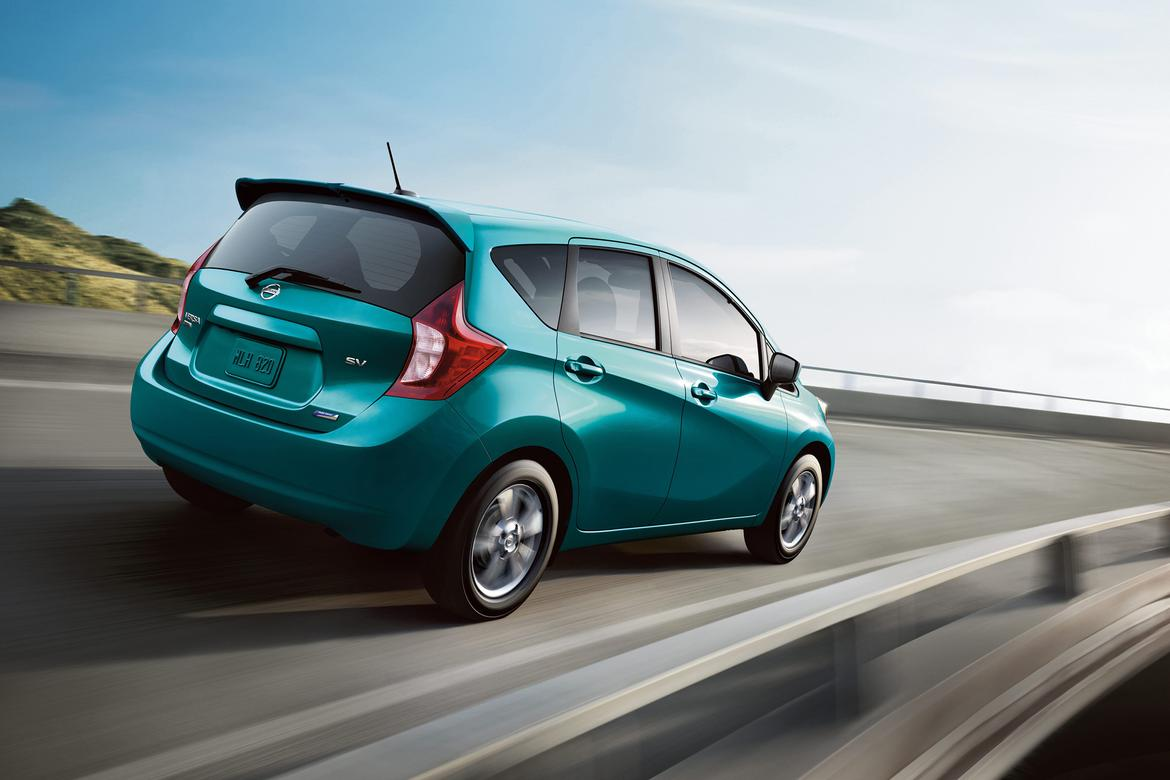 nissan announces pricing for 2016 versa note news. Black Bedroom Furniture Sets. Home Design Ideas