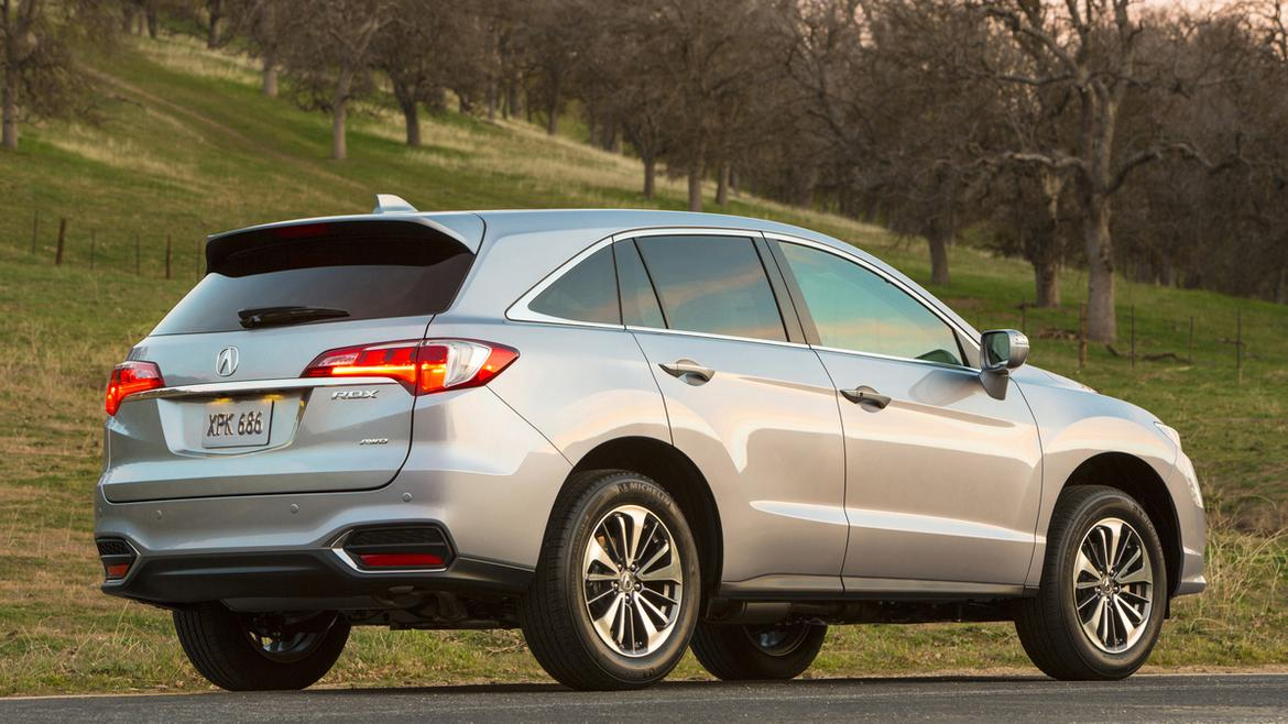 2018 Acura RDX: What's Changed | News | Cars.com