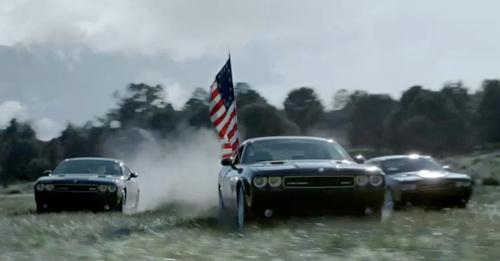 Dodge Challenger Wrong Car For Patriotic Commercial News Cars Com