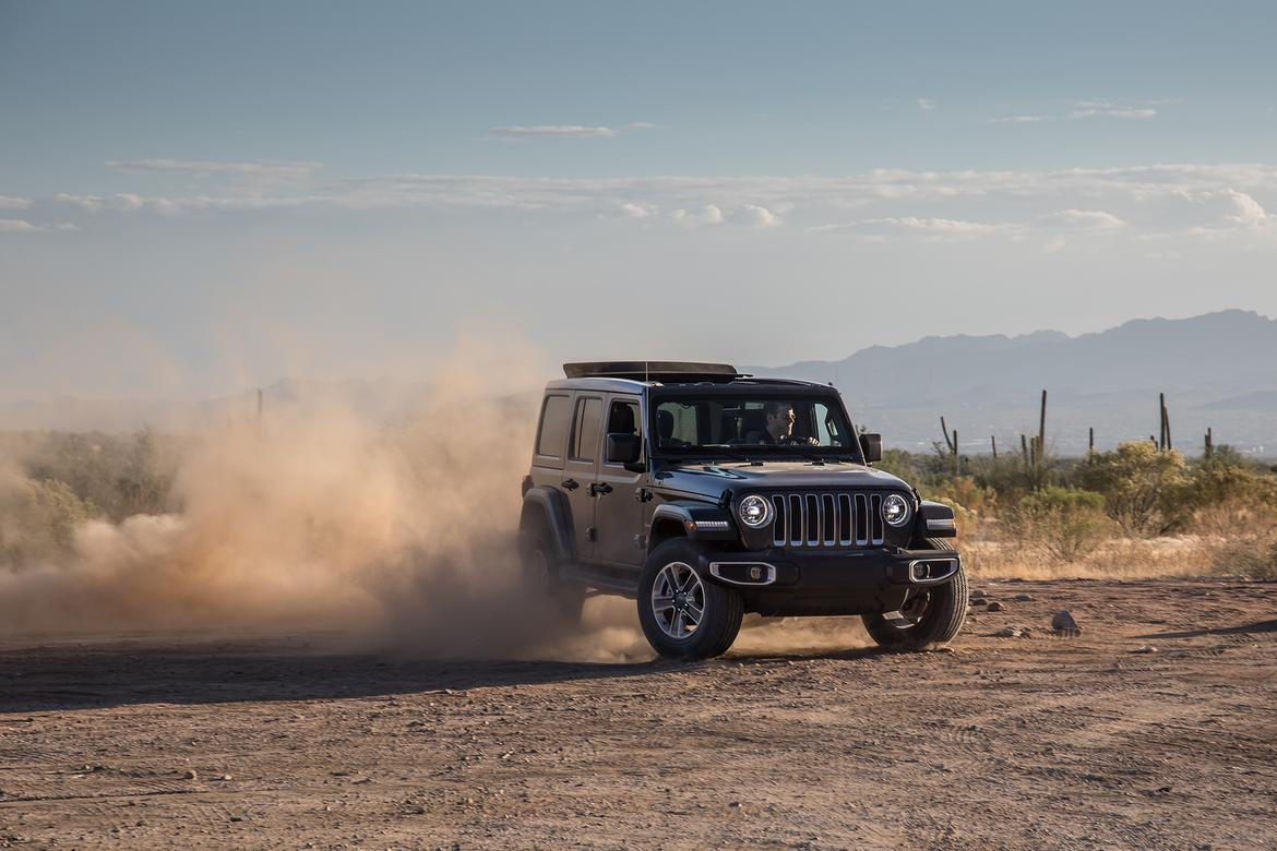 Nice 108 Jeep Wrangler 2018 Dynamic Exterior Front Off