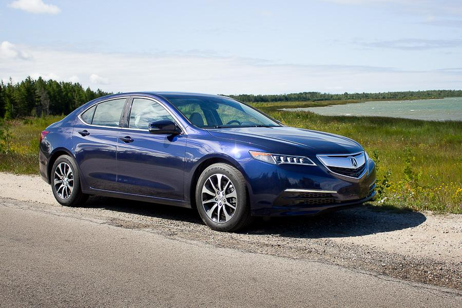 2015 acura tlx our review. Black Bedroom Furniture Sets. Home Design Ideas