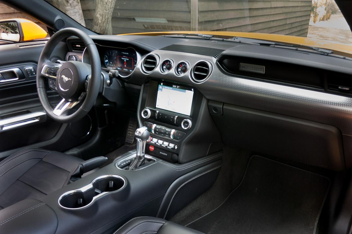 2018 Ford Mustang Interior New Car Release Date And