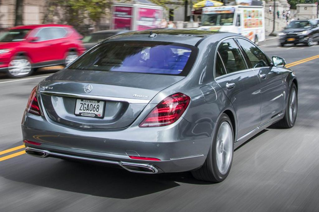 2019 Luxury Car Of The Year: How Much Does It Cost To Fill Up A 2019 Mercedes-Benz S