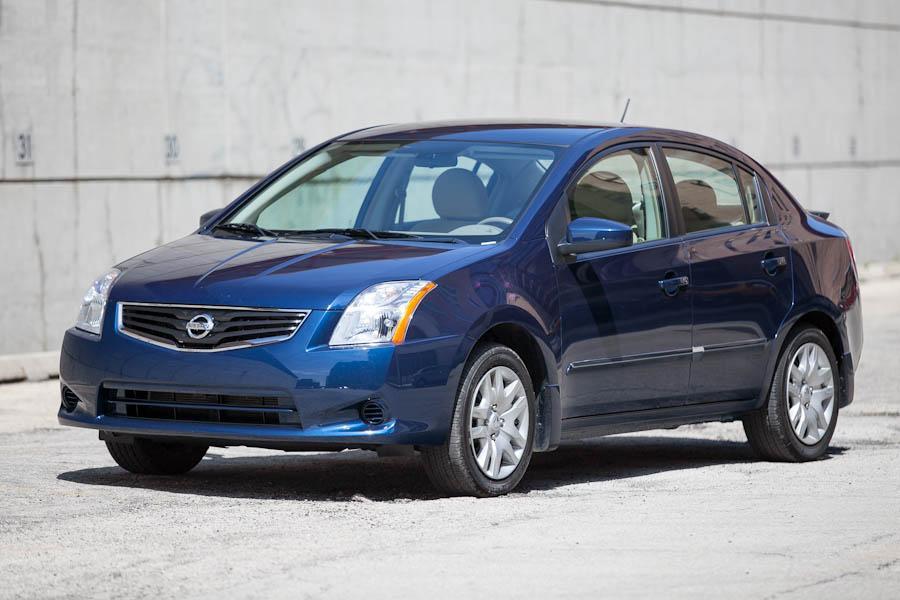 2012 Nissan Sentra - Our Review | Cars.com