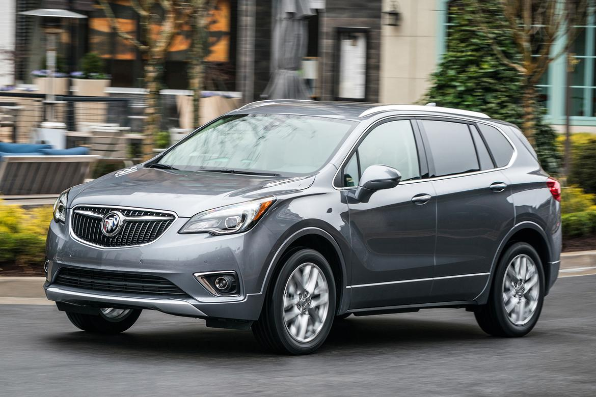 2019 Buick Envision Sees Price Cut, New Transmission ...