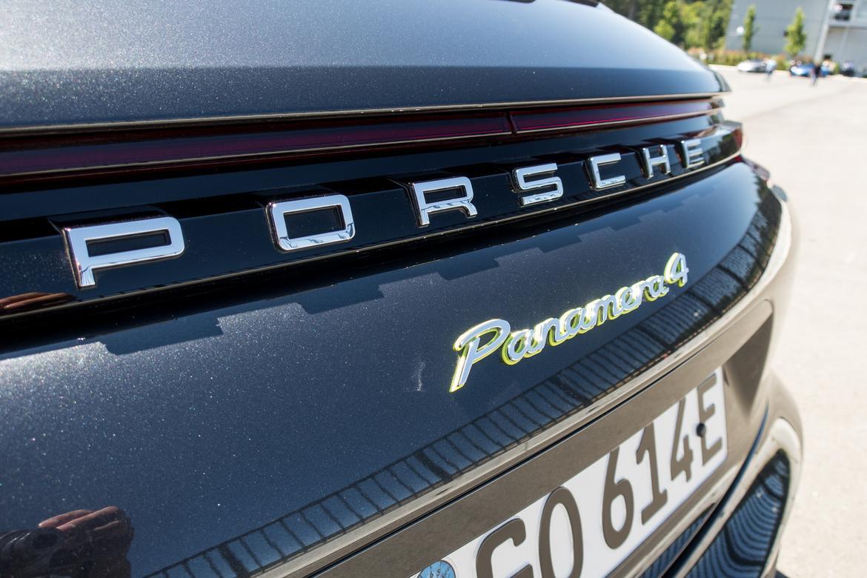 2018 Porsche Panamera 4 E-Hybrid Sport Turismo