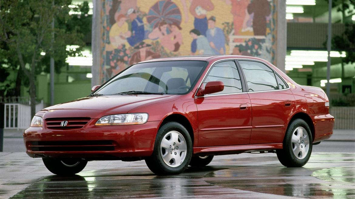 Honda Airbag Recall Rental Car