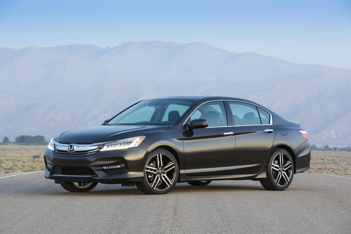 This 2017 Honda Accord Not That One
