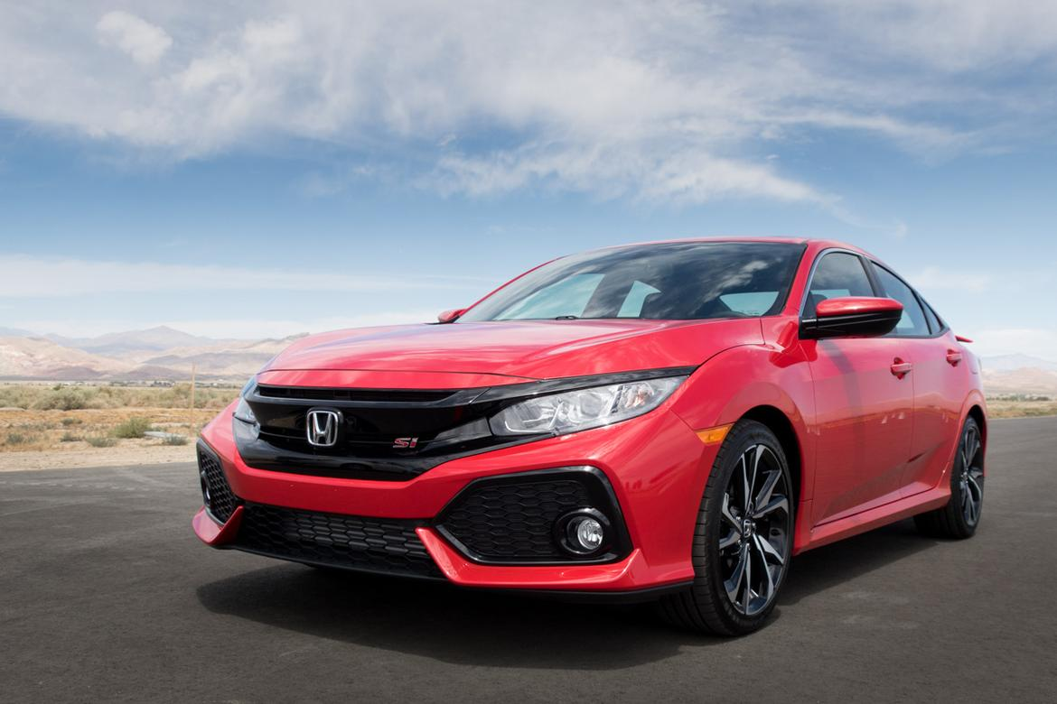 2017 Honda Civic Si Review: First Drive | News | Cars.com