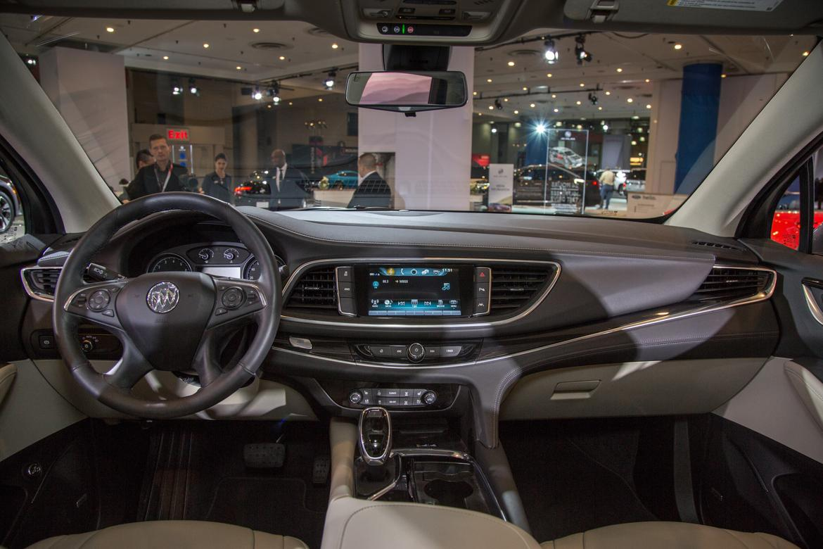 2018 Buick Enclave Review First Impressions And Photo Gallery