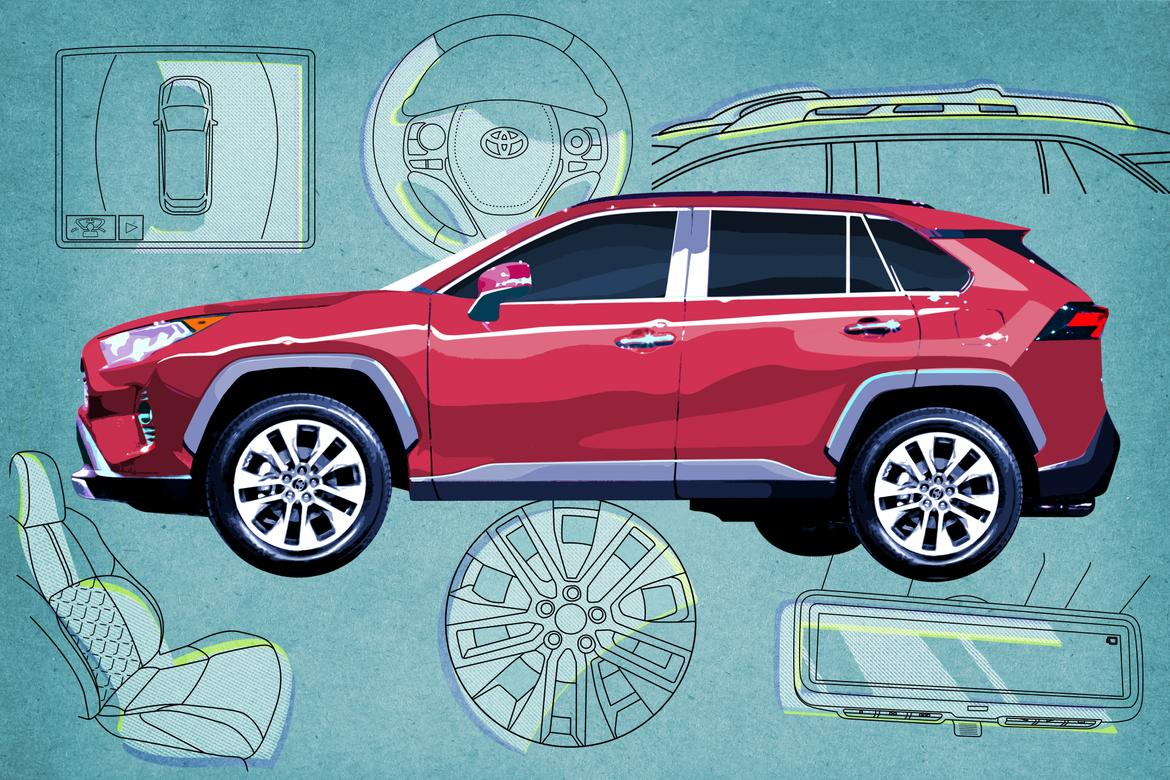 Which 2019 Toyota Rav4 Trim Should I Buy Le Xle Xle Premium