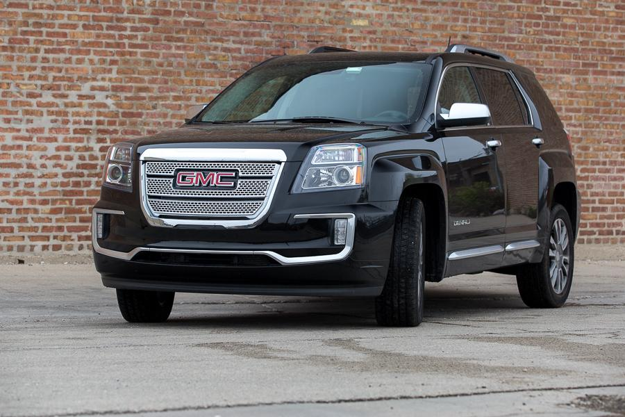 reviews about cars truth gmc cargo denali terrain the review