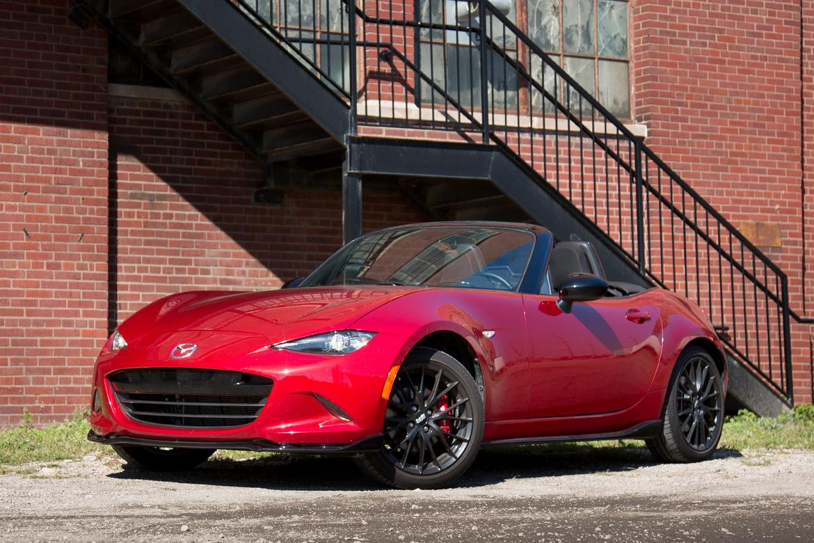 2017 Mazda Mx 5 Miata Best Car For Driving Fun