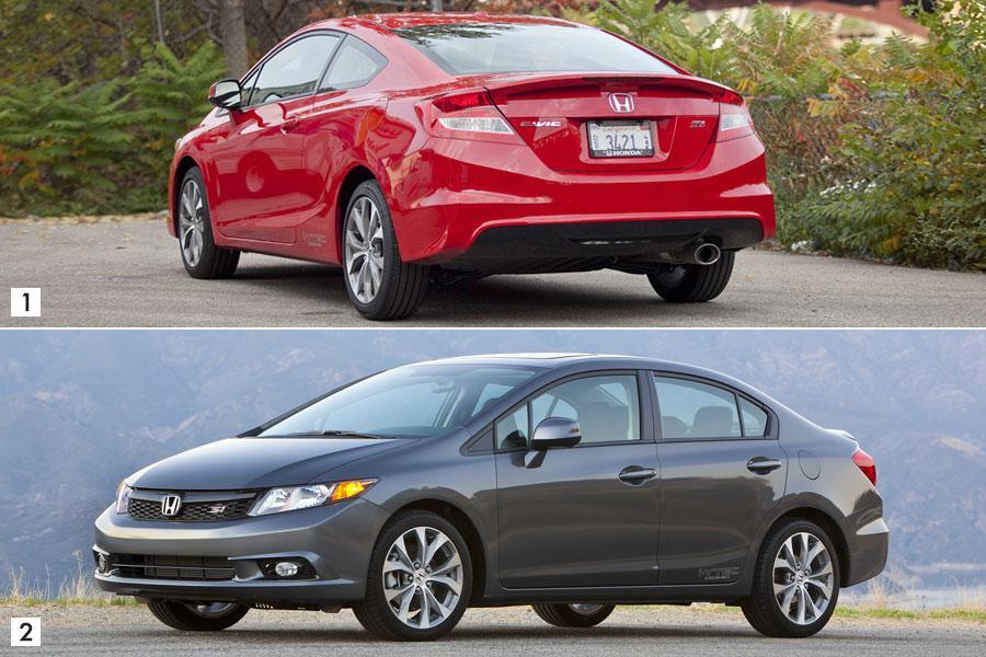 2012 Honda Civic Our Review Cars Com