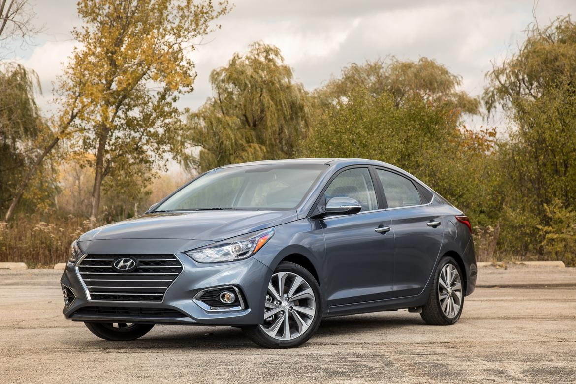 2018 Hyundai Accent Preview >> 2018 Hyundai Accent Quick Spin News Cars Com