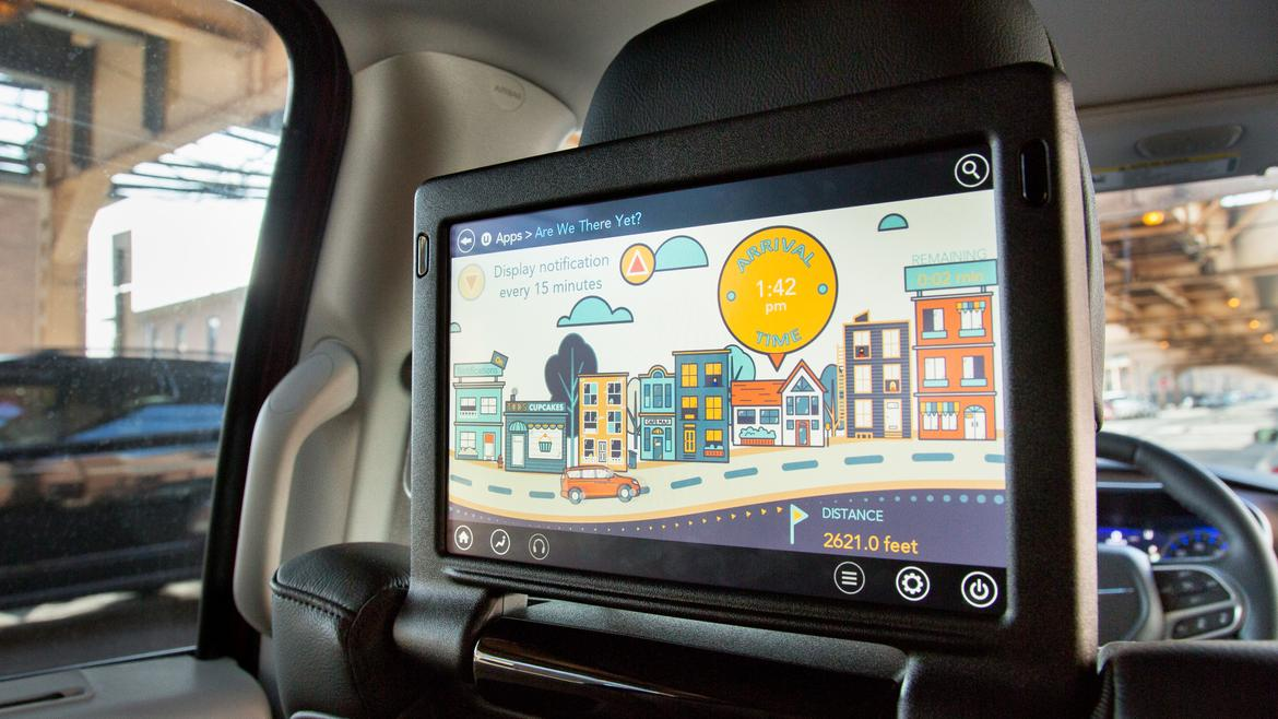 Uconnect Access App >> Are We There Yet? Chrysler's App Answers a Bit Too Well | News | Cars.com