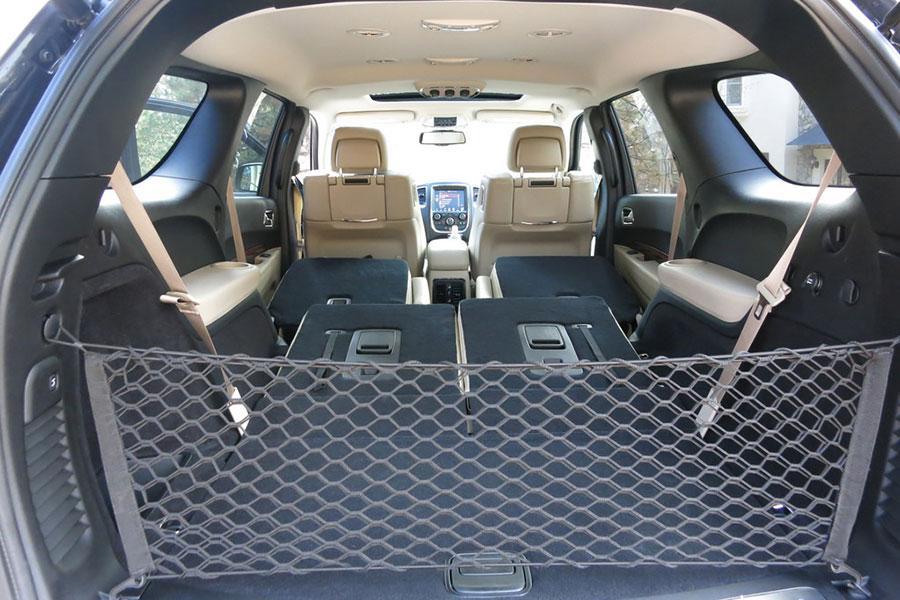 Interior Dimensions Of 2017 Dodge Durango