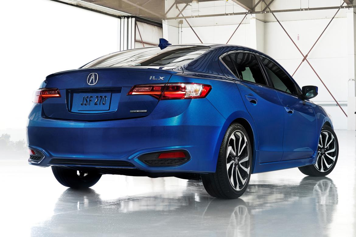 2018 Acura ILX Adds Budget A-Spec Package, Raises Price ...