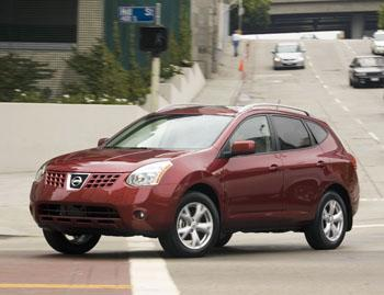 Our View 2008 Nissan Rogue