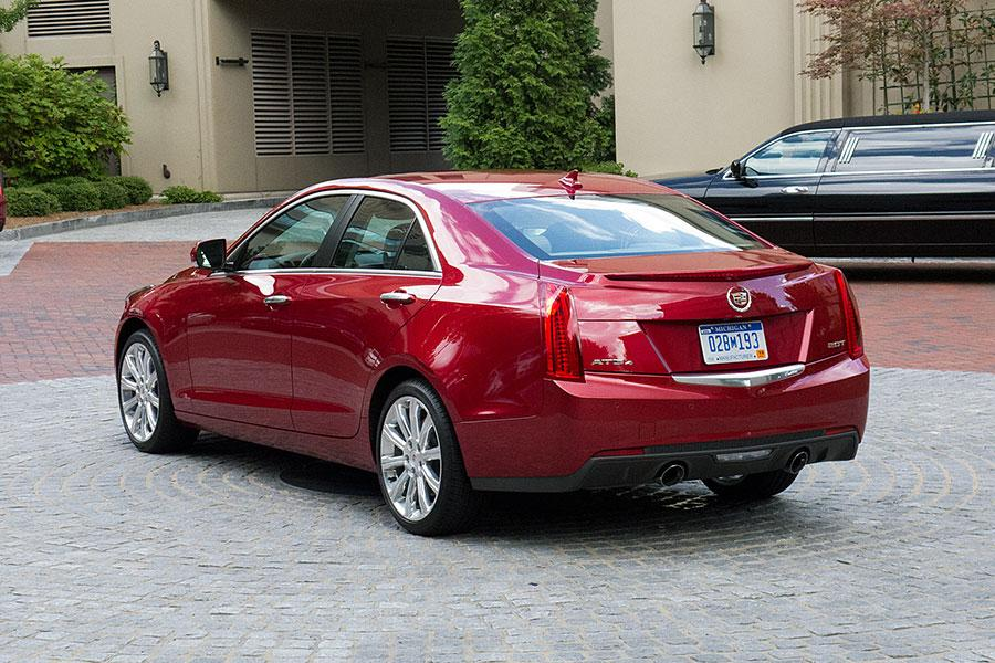 2014 cadillac ats our review. Cars Review. Best American Auto & Cars Review