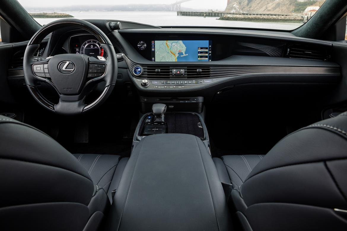 2018 lexus ls interior. unique 2018 19 inside 2018 lexus ls interior