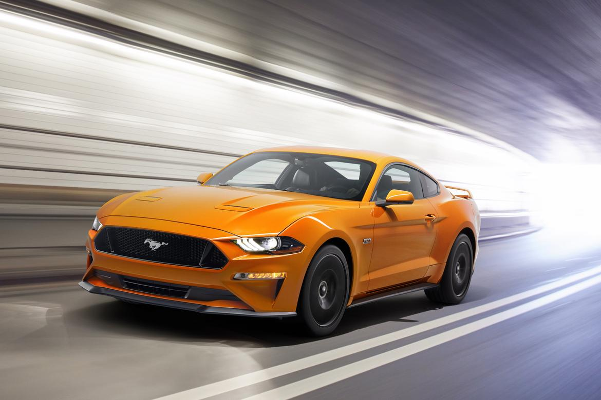 2018 Ford Mustang GT\'s Magic Numbers Are 4-6-0: 460 HP, 4 Seconds to ...