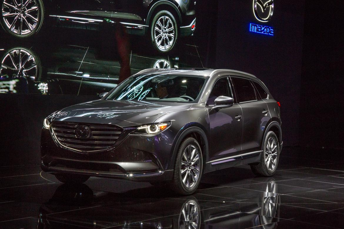 2016 Mazda CX-9 Gas Mileage Improves 5-6 mpg | News | Cars.com