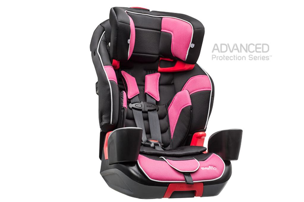 recall alert evenflo transitions 3 in 1 combination booster seat news. Black Bedroom Furniture Sets. Home Design Ideas