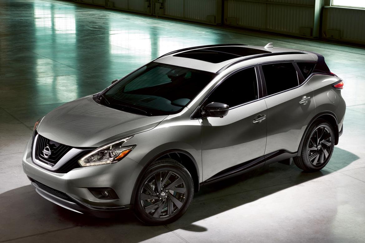 2018 Nissan Murano What S Changed News Cars Com