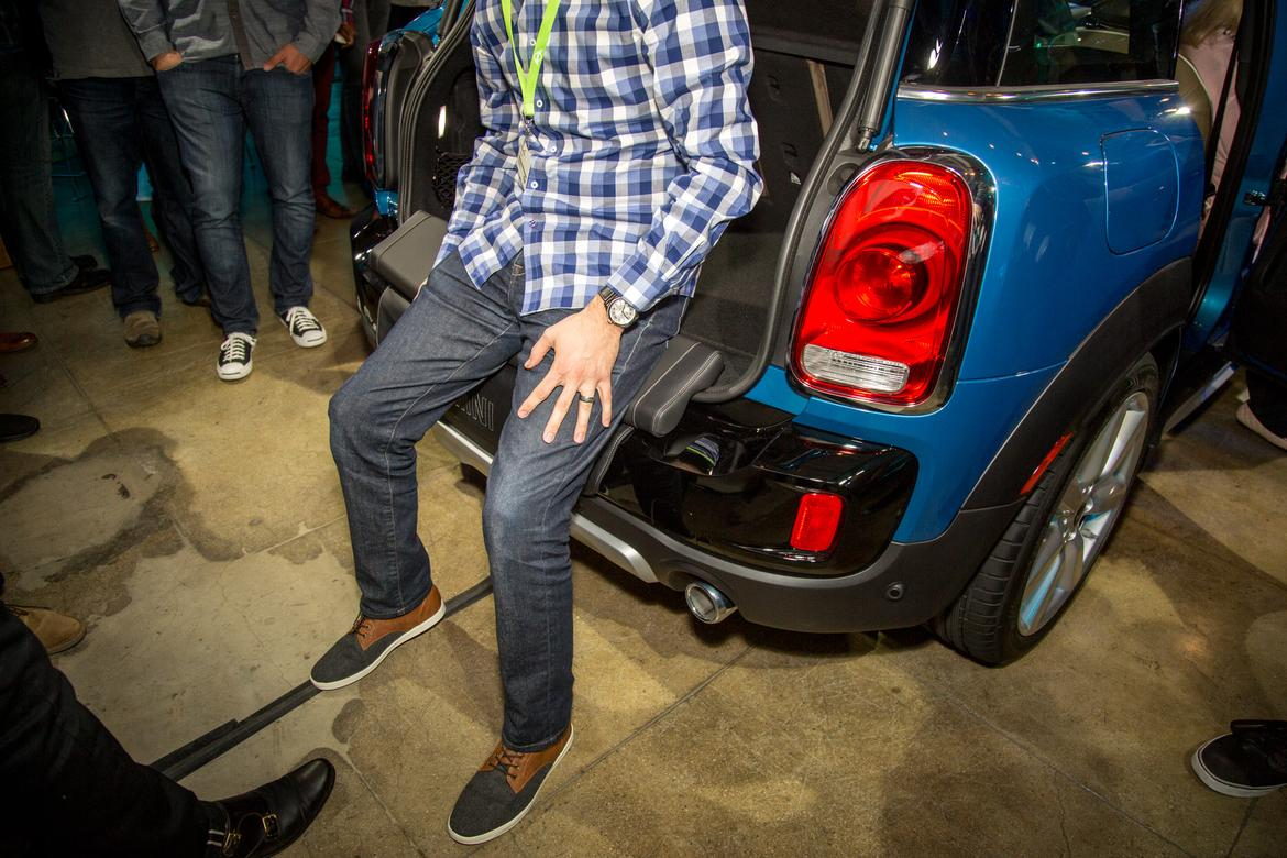 Excellent 2017 Mini Countryman Review First Impressions  News