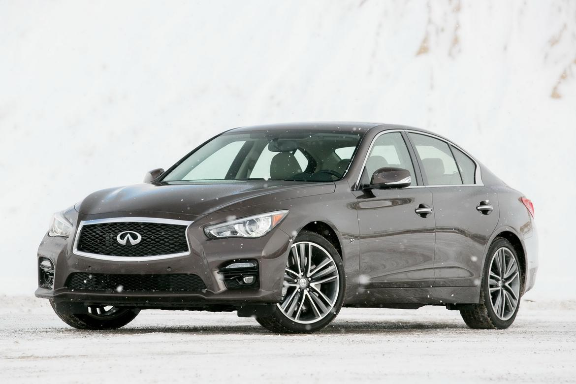 and details infiniti infinity models information trims