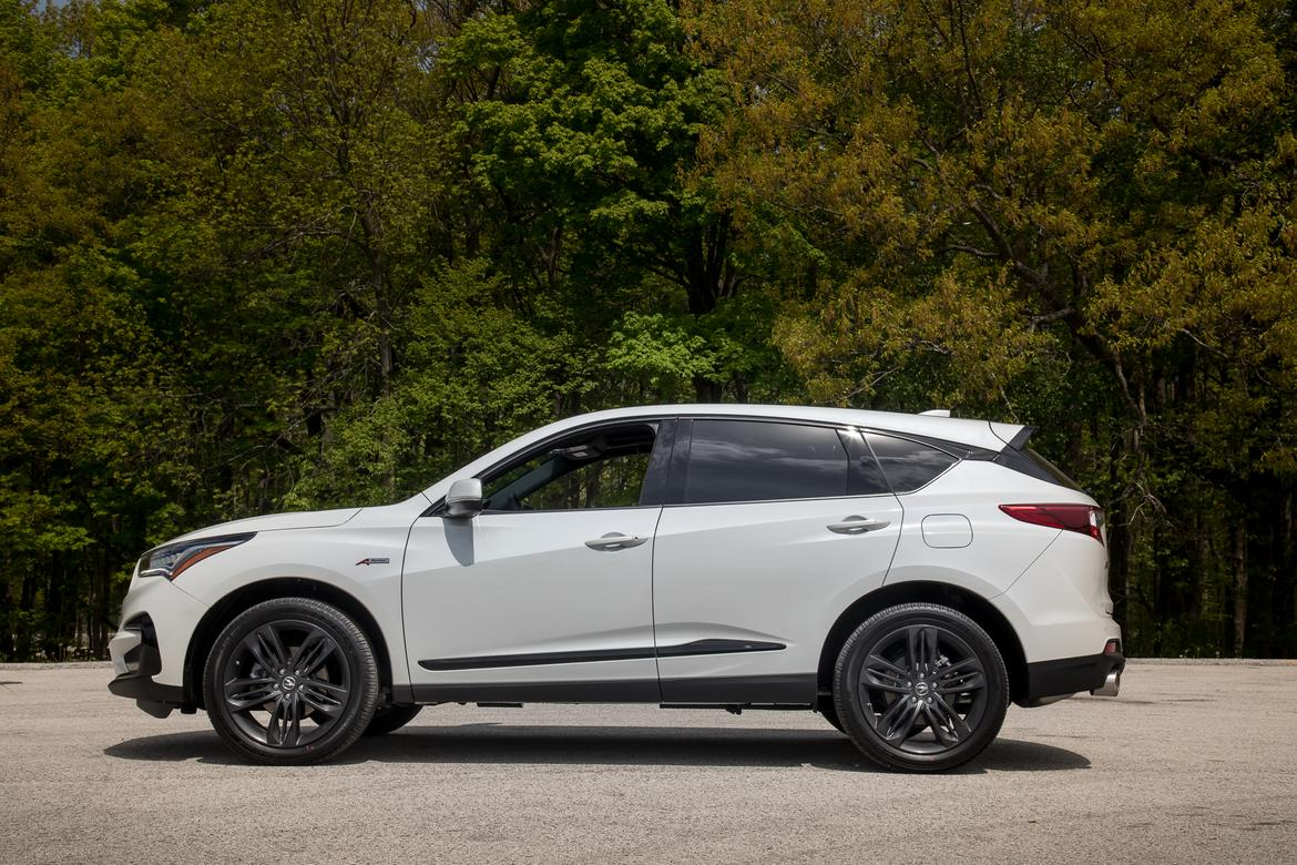 Acura RDX First Drive Finally Not A WarmedOver Honda News - Acura rdx rims for sale