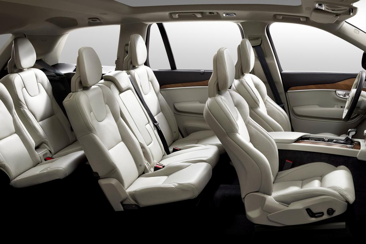 What's the Best Three-Row Seat Configuration for Duty? | News ...
