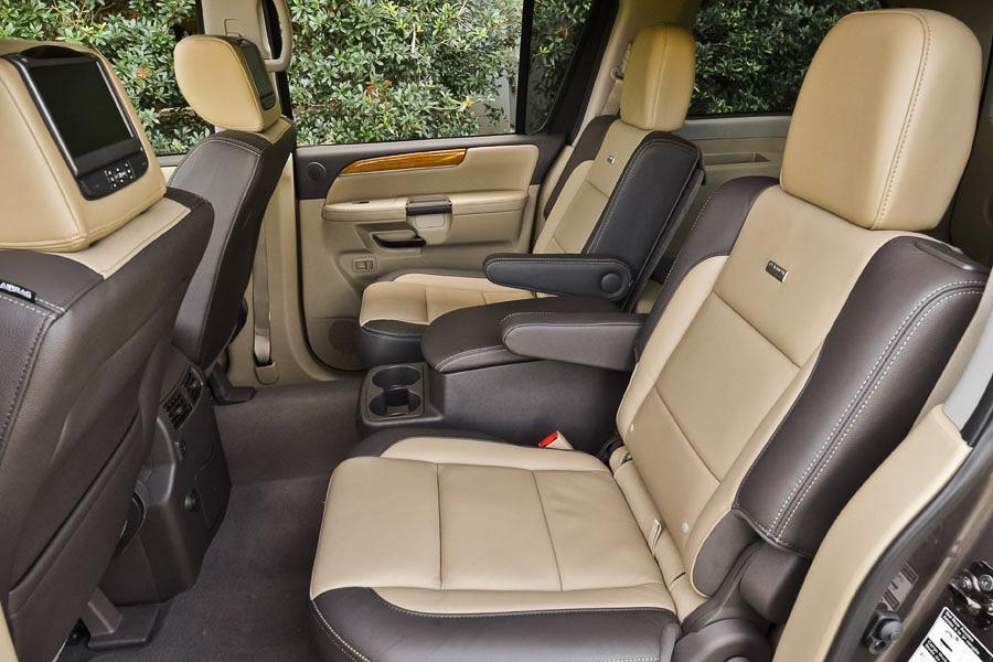 2014 Nissan Armada - Our Review | Cars.com