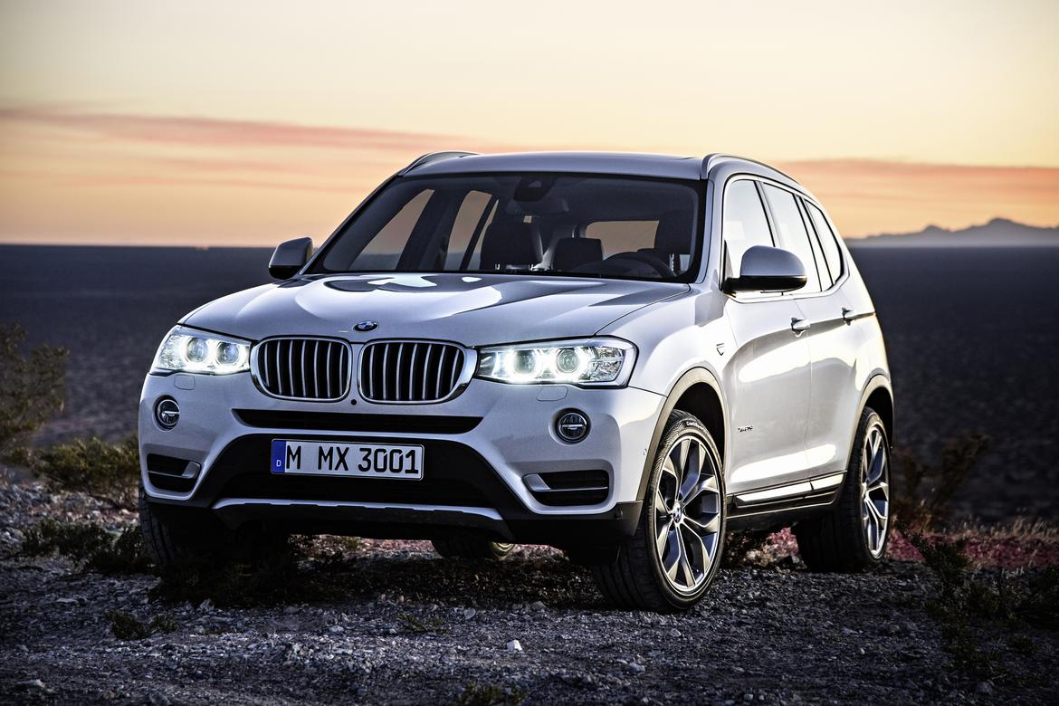 Next-Gen BMW X3 to Debut June 26 | News | Cars.com