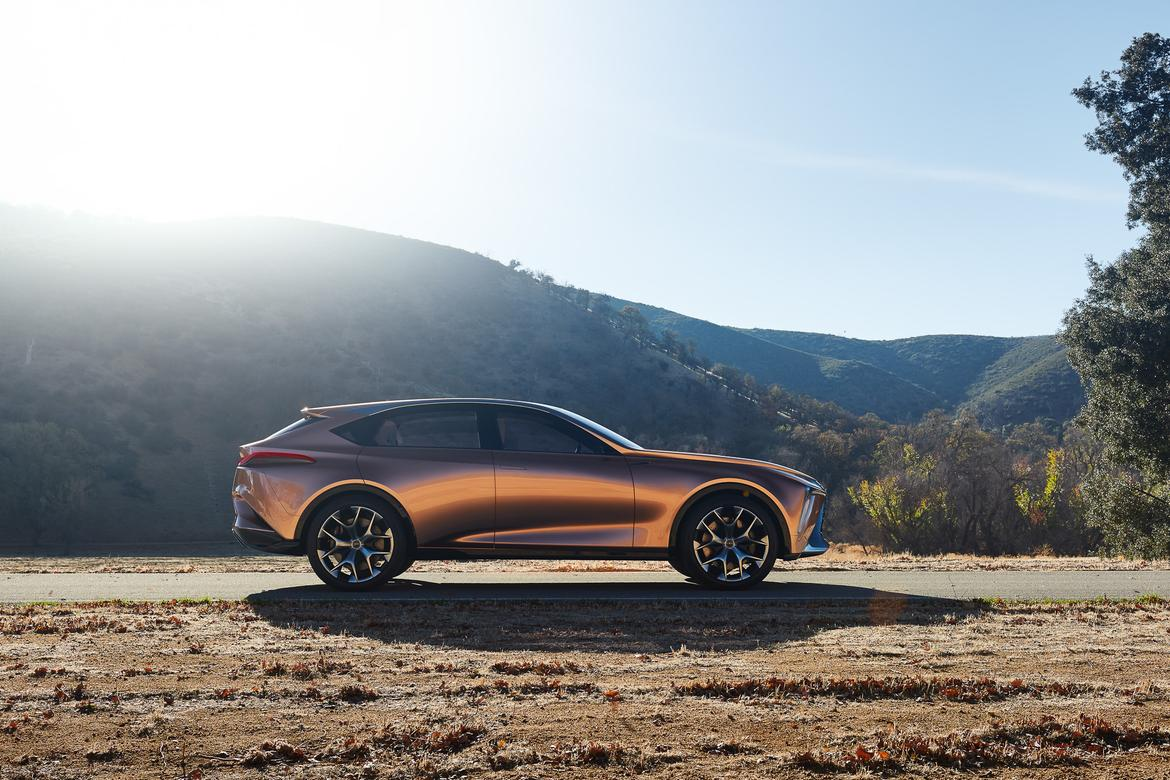 Lexus Lf 1 Limitless Boasts Unlimited Potential For Future Suv