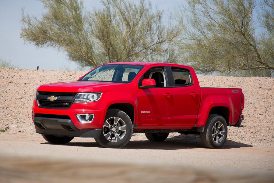 2015 chevrolet colorado our review. Black Bedroom Furniture Sets. Home Design Ideas
