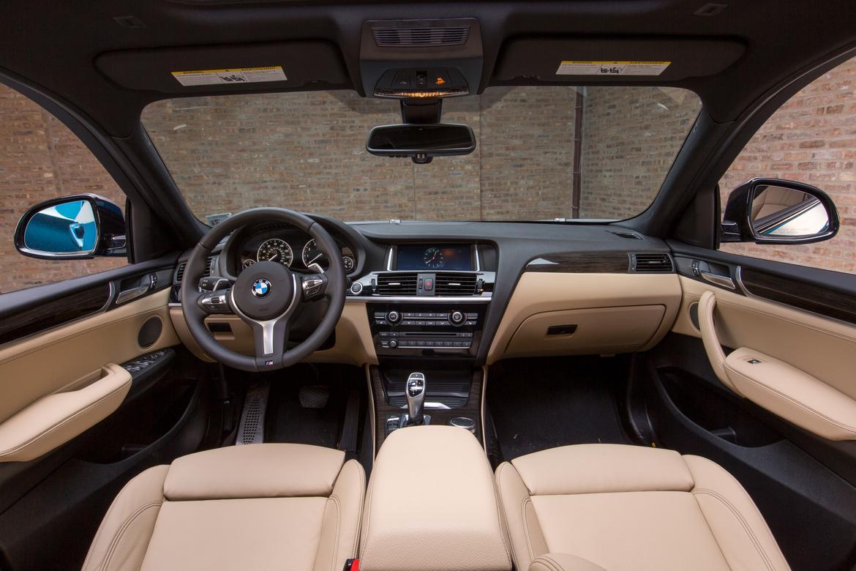 2017 Bmw X4 Our Review Cars Com