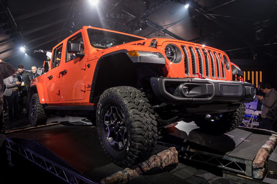 2020 Jeep Gladiator When You Want A Truck Without Doors News