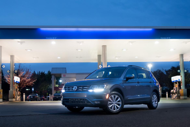 volkswagen tiguan real world fuel economy news carscom